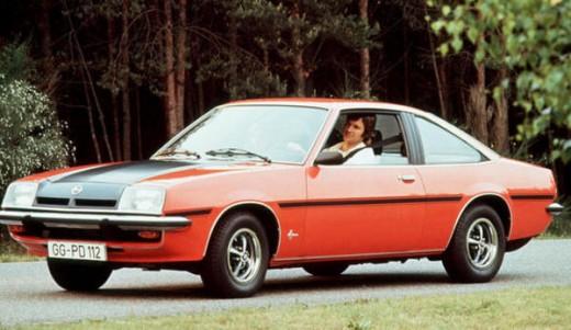 Opel Manta B Coupé
