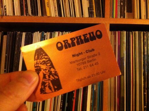 Orpheo Club