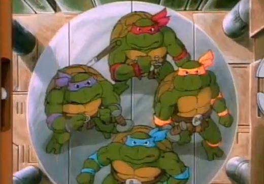 Teenage Mutant Hero Turtles aka Ninja Turtles (TMNT)