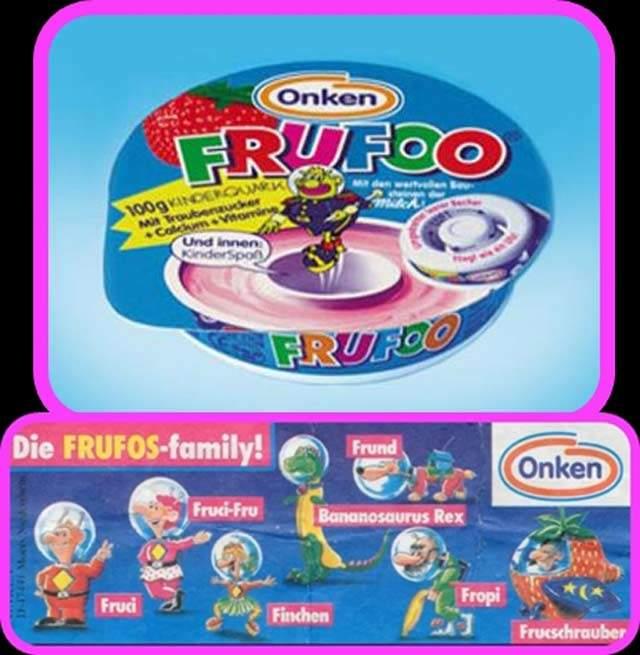 Frufo Joghurt von Onken
