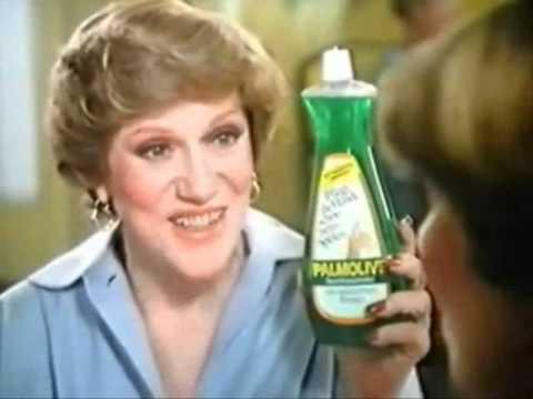 Palmolive Geschirrspülmittel Werbung   Erinnerst Du Dich?