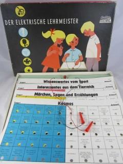 Combina Spiel – Der elektrische Lehrmeister