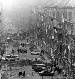 Räumung der Mainzer Strasse