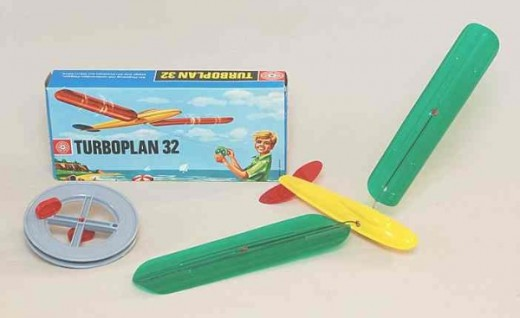 Turboplan 32 – Drehflügler