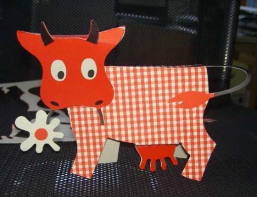 Kuh Karoline aus Dänemark