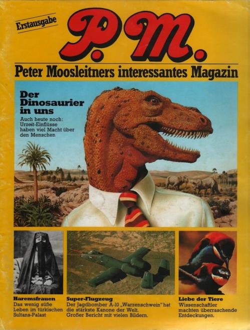 Peter Moosleitners interessantes Magazin