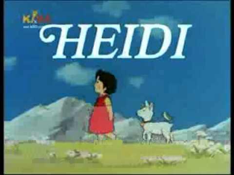 Heidi – Zeichentrickserie