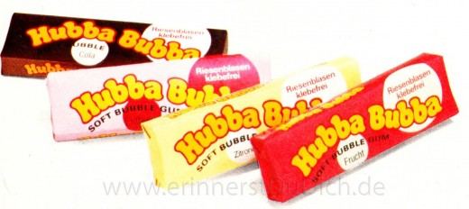 Hubba Bubba Kaugummi