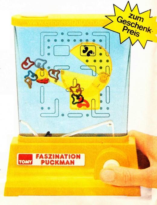 Tomy Wasserspiel Puckman