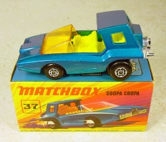 Matchbox Auto – Soopa Coopa