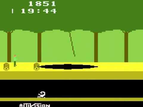 Pitfall für Atari 2600