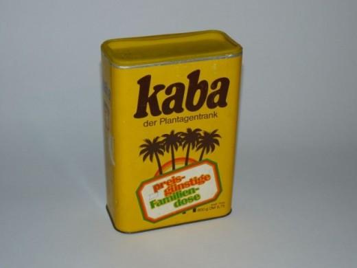 Kaba – der Plantagentrank
