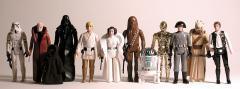Star Wars Action Figuren von Kenner