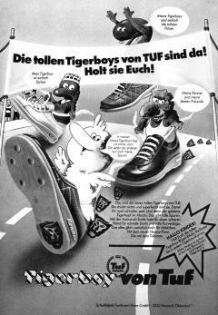 Tigerboy Schuhe von Tuf