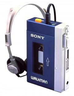 Walkman von Sony
