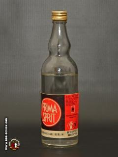Primasprit DDR Alkohol