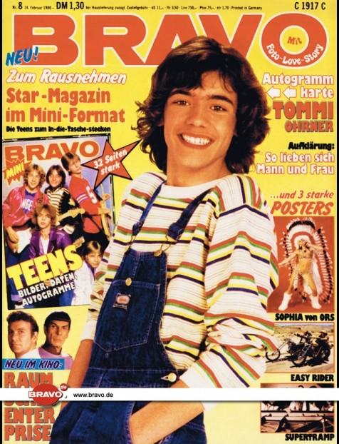 Bravo – Die Jugendzeitschrift