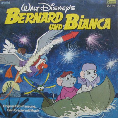 Walt Disney's Bernard & Bianca