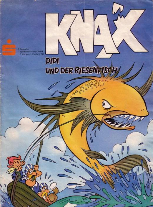 Knax Kinderzeitschrift