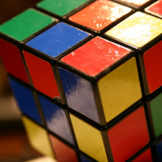 Der Zauberwürfel ( Rubik's Cube )