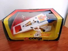 Buck Roger's Starfighter von Corgi