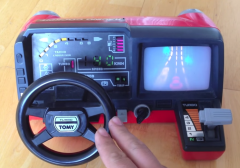 Tomy Turbo Racing Cockpit