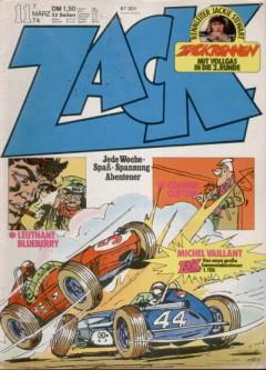 Zack Comics
