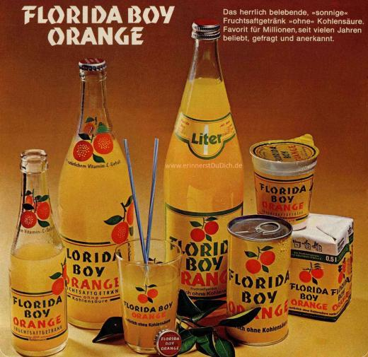 Florida Boy Orange