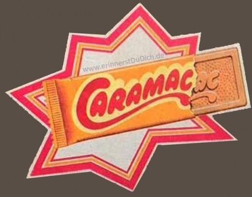 Caramac Karamellriegel