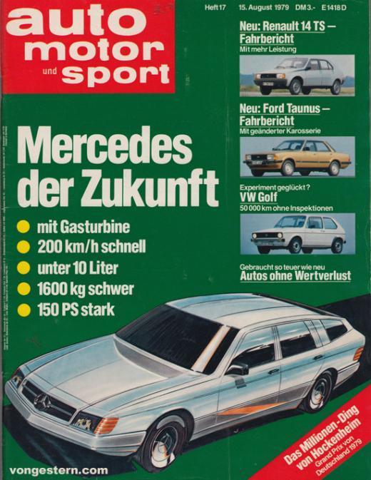 Auto, Motor und Sport – Zeitschrift