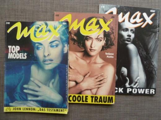 Max – Zeitschrift