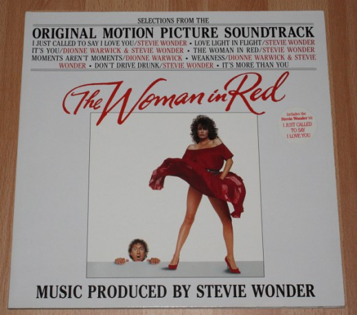 Soundtrack The Woman in Red