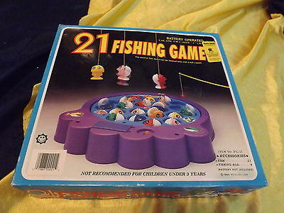Fishing Game 21 Antelope Corp © 1986